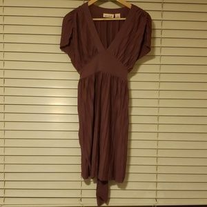 DKNY beautiful purple dress size medium